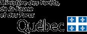 Logo de Ministère de la forêt, de la faune et des parcs